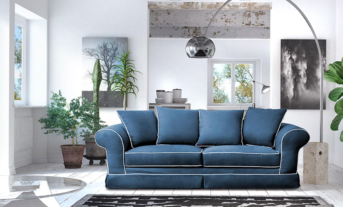 divano foto ambientata