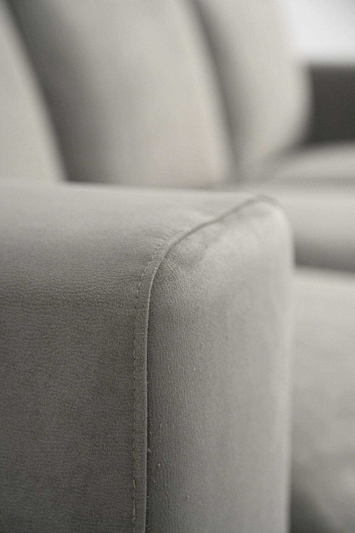 divano componibile con penisola