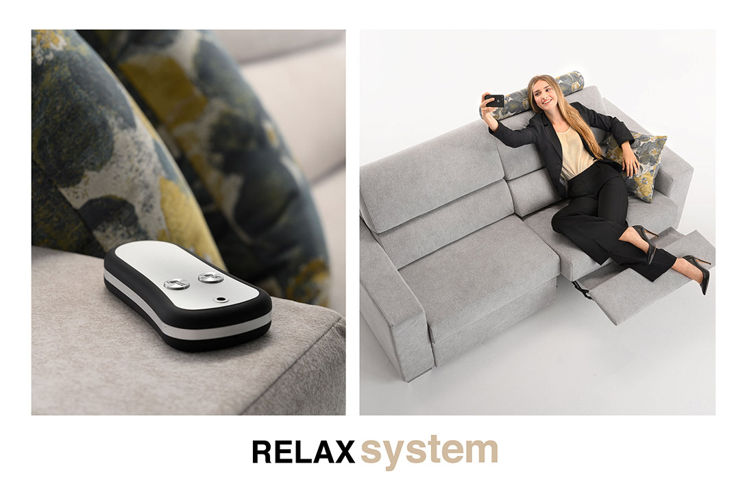 tecnologia relax system